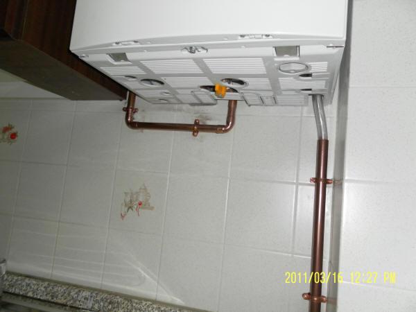 Forni di sopra - Caldaia a condensazione costo installazione ...